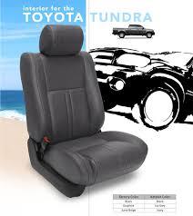 toyota tundra katzkin leather seat kit