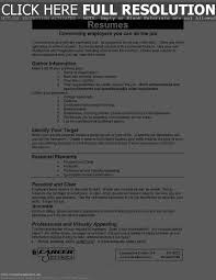What To Put On First Resume Resume Template