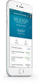 But some issuers require you to go to a branch office. Online Savings Account 360 Performance Savings Capital One