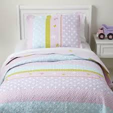 kids bedding sets. Pretty Polka Quilted Bedding Set Kids Sets S