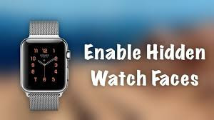 How to Use HIDDEN Watch Faces on Apple Watch - Unlock Hermes ...