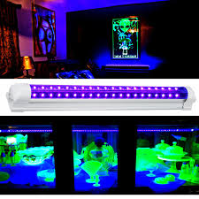 Black Light Led Strips For Cars 32cm Usb Purple Uv Ultraviolet Led Rigid Strip Light Bar Tube Decor Party Lamp Blacklight Dc5v
