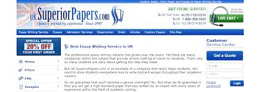 uk superiorpapers com review bestbritishwriter uk superiorpapers com is known to be one of the leading writing services for many years they are known for their excellent papers and top notch writing