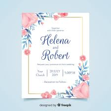 Elegant Invitation Cards Design Elegant Invitation Cards For Your Function