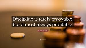 Best Quotes On Discipline
