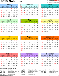free printable 2015 monthly calendar with holidays calendar 2014 printable one page printable calendars 2014 calendars