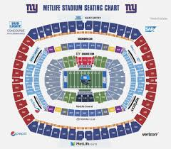 Gillette Seat Map Gillette Stadium Seating Chart Kenny Chesney