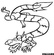 Small Picture Chinese New Year Coloring Pages Page 1