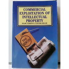 Commercial Exploitation of Intellectual Property / Hillary Pearson &  Clifford Miller / Preloved Book | Shopee Malaysia