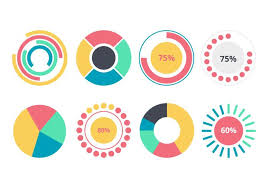 Pie Chart Infographic Element Download Free Vectors