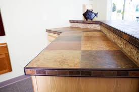 Granite Tiles Kitchen Countertops Diy Tile Kitchen Countertops