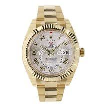 prices for rolex watches buy a rolex watch at a bargain price at rolex sky dweller 42mm 18k yellow gold watch unworn 2017