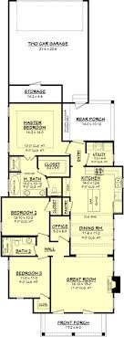 full size of bathroom pretty lake home plans narrow lot 14 house for lots with garage