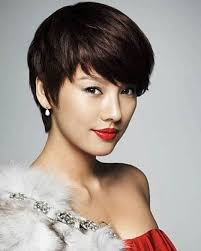 Asian Woman Hair Style pixie haircuts for asian women 18 best short hairstyle ideas 2827 by stevesalt.us