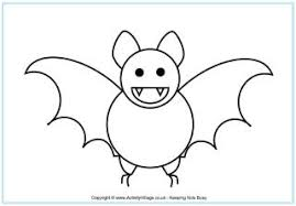 Small Picture Bat Printables