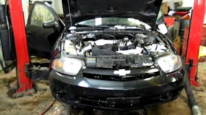 11A0075 2003 CHEVY CAVALIER LS,2.2,A.T.,FWD,130813 MILES ...