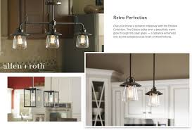 bristow lighting from allen and roth wondrous fixtures