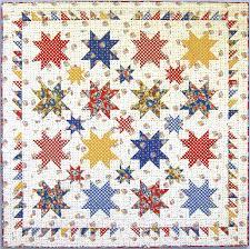 Stars in Mama's Kitchen Free Pattern: Robert Kaufman Fabric Company &  Adamdwight.com