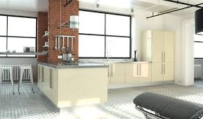 Cream Gloss Kitchen Ultra Gloss Cream Kitchenjpg