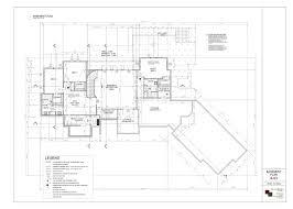 Final design lower level floorplan