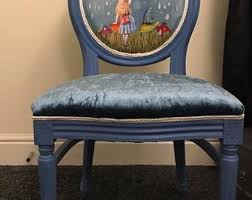 alice in wonderland furniture. Alice In Wonderland Occasional Feature Bedroom Furniture Chair