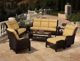 Wicker Patio Furniture Orange County CA Outdoor Tables Chairs