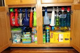 kitchen sink cabinet organizer under sink expandable shelf cabinet storage kitchen