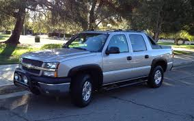 Avalanche chevy avalanche 2004 : 2004 Chevrolet Avalanche - Information and photos - ZombieDrive