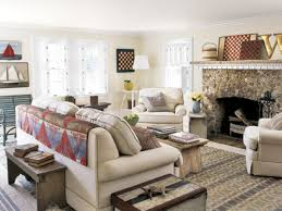 Primitive Country Living Room Farmhouse Living Room Decorating Ideas Small Country Living Room