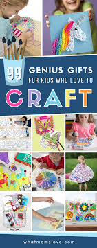 The Best Arts Crafts Supplies Gift Ideas For Kids From Toddlers To Teens What Moms Love