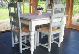 dining room furniture styles. Painted Farmhouse Style Dining Table For Small Room Furniture Styles O