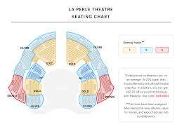 La Perle At Al Habtoor City Dubai Seating Chart Best
