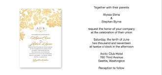 Wedding Ideas Wedding Invitation Wording Samples Grandioseparlor Com