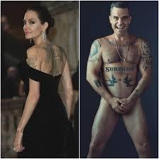Celebrity A Jejich Tetování Které Je Vrcholem Nevkusu Pro ženy