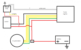 wiring diagram 6 pin rectifier travelwork info mercury outboard rectifier wiring diagram regulator pin rectifier pole white wire question scooter doc forum wire regulator rectifier wiring diagram
