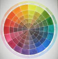 Warm Colour Chart Warm And Cool Watercolor Chart At Paintingvalley Com