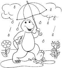 Small Picture barney baby bop and bj too also get other free coloring book pages