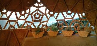 geodesic dome house view in gallery wooden dome built from pallets 6 inside geodesic dome house geodesic dome house