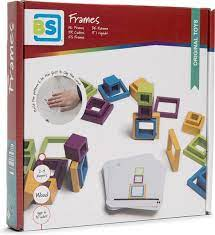 bol.com | Bs Toys Frames 48 Stuks | Games