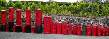 original antique royal mail post boxes fully refurbished in our works the original cast iron