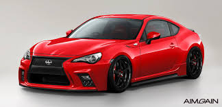Toyota 86 / Scion FR S new body kit debut from Aimgain | auto ...