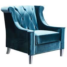 velvet accent chair. Design Of Velvet Accent Chair Barrister Blue Button Tufted 16092332