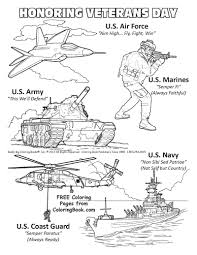 Veterans Day Thank You Coloring Page Getcoloringpagescom