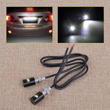 Volkswagen Car With Screw Light Amazon Com Salabox Accessories 2pcs 12v Car Styling