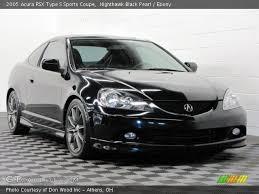 black acura rsx interior. 2005 acura rsx type s sports coupe in nighthawk black pearl rsx interior 6