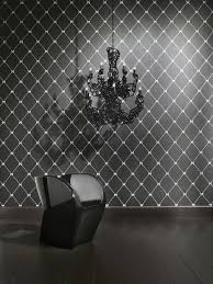 Black Wallcoverings Zwart Behang Collectie Shadows On The Wall