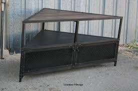 buy custom corner unit stand vintage modern industrial tv bedroom furniture corner units