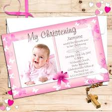 Christening Invitation Template Psd Free Download Skincense Co
