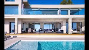 modern luxury villa architecture design building residential plans design india dubai ideas you