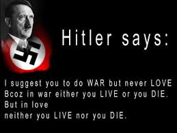 Quotes On War Extraordinary 48 Eye Catching Hitler Quotes